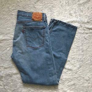 Levi's 505 : Blue Denim Jeans
